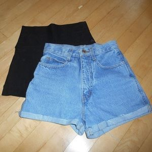 High-Waisted Shorts Bundle! (For kenziemclarty)